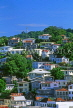 GRENADA, St George's, hill top houses, GRE439JPL