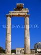 Greek Islands, KOS, Kos Town, ancient town (Agora) ruins, columns, GIS1217JPL