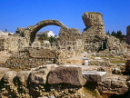 Greek Islands, KOS, Kos Town, ancient town ruins, GIS1223JPL