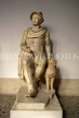 Greek Islands, KOS, Kos Town Museum, marble statue of Hermes (2nd cent AD), GIS1141JPL
