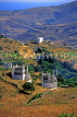 Greek Islands, TINOS, countryside and pigeon houses (dovecots), GIS583JPL