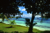 Grenadines, PETIT ST VINCENT, view from island, GR49JPL