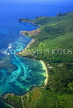 Grenadines, ST VINCENT, aerial view, CAR1161JPL