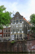 HOLLAND, Amsterdam, typical Dutch architecture, buildings, HOL838JPL