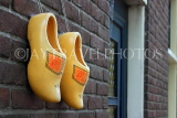 HOLLAND, Edam, shop selling wooden clogs, HOL822JPL