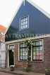 HOLLAND, Edam, traditional Dutch house front, HOL824JPL