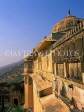 INDIA, Rajasthan, Jaipur, AMBER PALACE and Fort, IND1207JPL