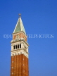 Italy, VENICE, St Mark's Square, The Campanile (Bell Tower), ITL1761JPL