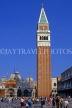 Italy, VENICE, St Mark's Square, The Campanile (Bell Tower), ITL1814JPL