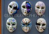 Italy, VENICE, Venetian Masks for sale, ITL1847JPL