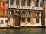 Italy, VENICE, Venetian architecture, along the Grand Canal, ITL1732JPL