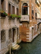 Italy, VENICE, Venetian architecture, along the Grand Canal, ITL728JPL