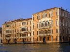 Italy, VENICE, Venetian architecture along the Grand Canal, ITL1733JPL