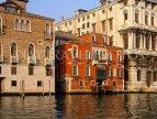 Italy, VENICE, Venetian architecture along the Grand Canal, ITL1751JPL
