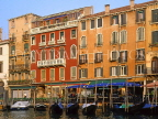 Italy, VENICE, Venetian architecture along the Grand Canal, ITL770JPL