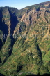 MADEIRA, Curral Das Freiras, village and terraced farmed land, MAD1110JPL