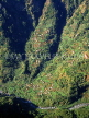 MADEIRA, Curral Das Freiras, village and terraced farmed land, MAD125JPL