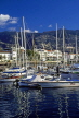 MADEIRA, Funchal, town and marina, MAD1084JPL