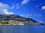 MADEIRA, Funchal, view from sea, MAD178JPL