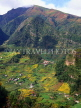 MADEIRA, countryside, with cultivated land and farmhouses, MAD1020JPL