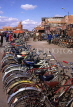 MOROCCO, Marrakesh, Medina (old town) bicycle park, MOR235JPL