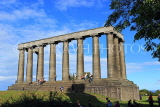 SCOTLAND, Edinburgh, Calton Hill, National Monument, SCO843JPL