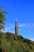 SCOTLAND, Edinburgh, Calton Hill, Nelson Monument, SCO830JPL