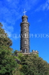 SCOTLAND, Edinburgh, Calton Hill, Nelson Monument, SCO832JPL
