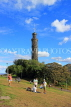 SCOTLAND, Edinburgh, Calton Hill, Nelson Monument, SCO834JPL