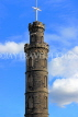 SCOTLAND, Edinburgh, Calton Hill, Nelson Monument, SCO837JPL