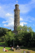 SCOTLAND, Edinburgh, Calton Hill, Nelson Monument, SCO838JPL