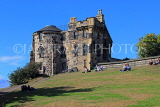SCOTLAND, Edinburgh, Calton Hill, Old Observatory House, SCO855JPL
