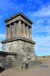 SCOTLAND, Edinburgh, Calton Hill, Plafair Monument, SCO866JPL