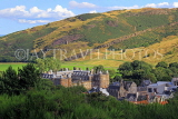 SCOTLAND, Edinburgh, Calton Hill, view towards Holyrood Palace, SCO883JPL