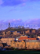 SCOTLAND, Edinburgh, Calton Hill view from Holyrood Park, SCO796JPL