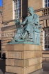 SCOTLAND, Edinburgh, David Hume statue, High Street, SCO1076PL