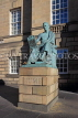 SCOTLAND, Edinburgh, David Hume statue, High Street, SCO1077PL