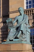 SCOTLAND, Edinburgh, David Hume statue, High Street, SCO1078PL