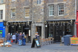 SCOTLAND, Edinburgh, Grassmarket, The Last Drop pub & restaurant, SCO1014JPL