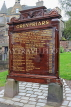 SCOTLAND, Edinburgh, Greyfriars Kirk, Kirkyard burial grounds, notable burials, SCO976PL