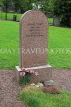SCOTLAND, Edinburgh, Greyfriars Kirk, burial grounds, John Gray grave, SCO977PL
