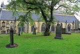 SCOTLAND, Edinburgh, Greyfriars Kirk Church, and Kirkyard burial grounds, SCO973PL
