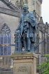 SCOTLAND, Edinburgh, High Street, Adam Smith statue, SCO948JPL