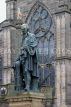 SCOTLAND, Edinburgh, High Street, Adam Smith statue, SCO987JPL