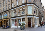 SCOTLAND, Edinburgh, High Street, House of Edinburgh shop, SCO1046JPL