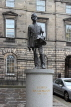 SCOTLAND, Edinburgh, High Street, James Braidwood statue, SCO946JPL
