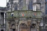 SCOTLAND, Edinburgh, High Street, The Mercat Cross, SCO1067JPL