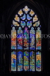 SCOTLAND, Edinburgh, St Giles Cathedral, stained glass window, SCO898JPL