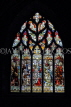 SCOTLAND, Edinburgh, St Giles Cathedral, stained glass window, SCO900JPL