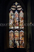 SCOTLAND, Edinburgh, St Giles Cathedral, stained glass window, SCO902JPL